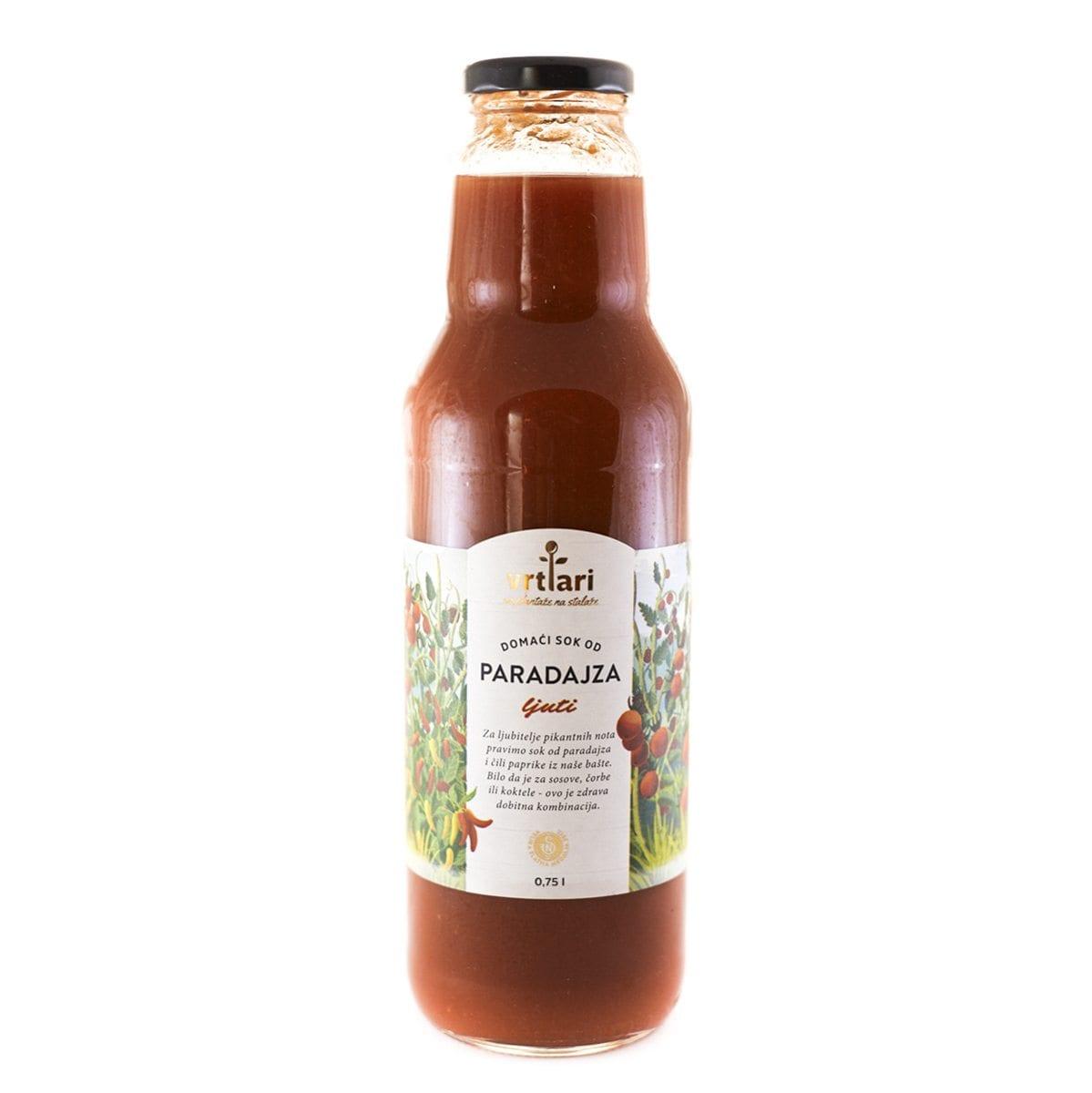 Sok od paradajza ljuti 0,75l