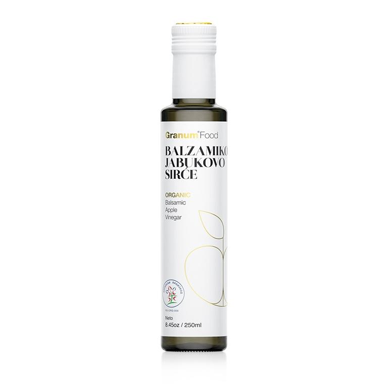 Balzamiko Organsko Jabukovo Sirće 250ml - Granum